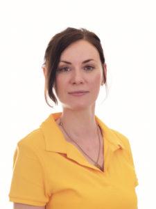 Frau Hoscheid, Medizinische Kosmetik (Elternzeit)