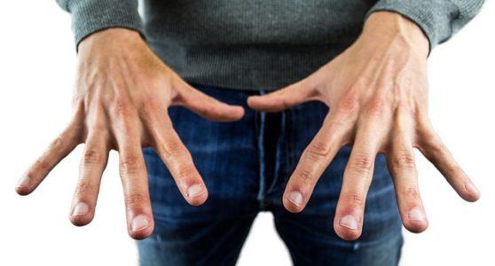 fingernägel rillen brüchig