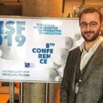 Dr. Kirschner bei der EHSF 2019