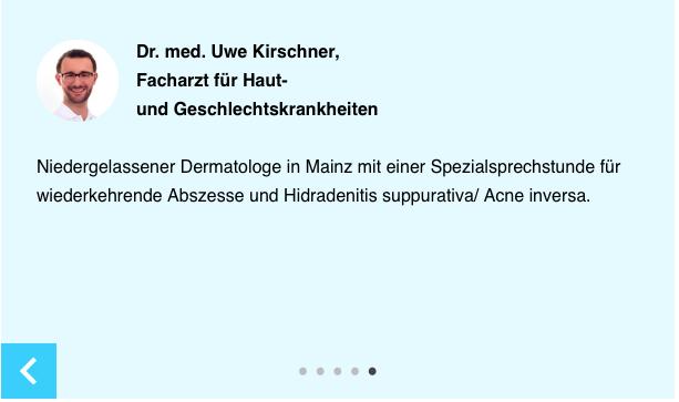 Dr. Kirschner (Mainz) zu Abszessen