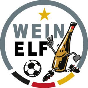 Logo Deutsche Fußball-Nationalmannschaft der Winzer - WEINELF