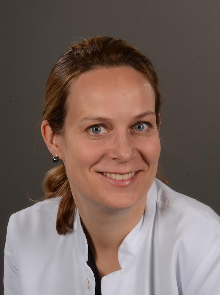 Foto von Dr. Kathrin Morgenstern, angestellte Hautärztin in der Praxis Dr. Kirschner (Mainz)