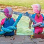 Wie schützt man Kinder vor der Sonne?