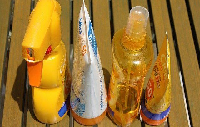 Erhöhtes Krebsrisiko durch alte Sonnenschutzmittel